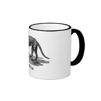 Thylacine Tasmanian TIger Mugs