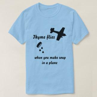 Thyme Flies Tee Shirt