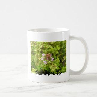 Thyme for Tea Mug