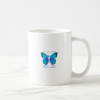 Thyroid Butterfly- Live Love Laugh Mug