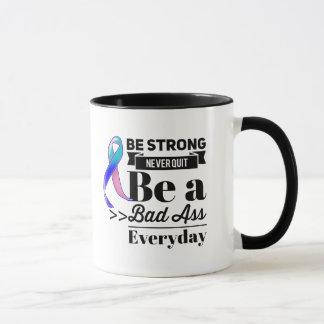 Thyroid Cancer Be Strong Mug