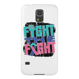 Thyroid Cancer Fight The Fight Galaxy S5 Case