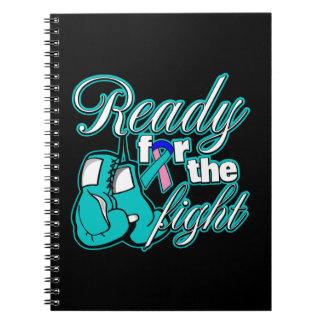 Thyroid Cancer Gloves Ready For The Fight Notebooks
