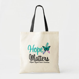 Thyroid Cancer HOPE Matters Bags