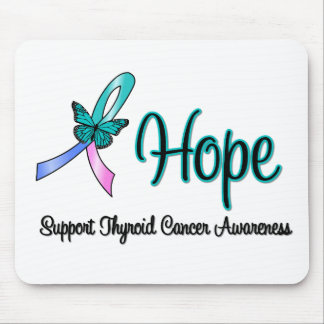 Thyroid Cancer Hope Mouse Pad