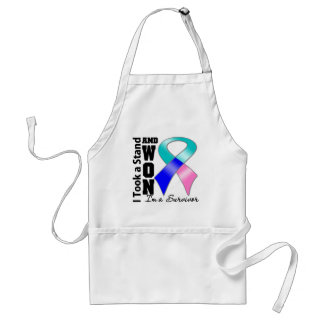 Thyroid Cancer I Took a Stand and Won Aprons