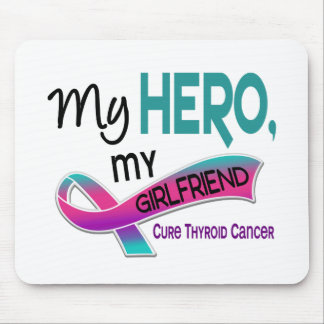 Thyroid Cancer MY HERO MY GIRLFRIEND 42 Mouse Pad