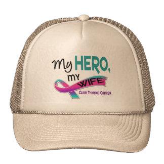 Thyroid Cancer MY HERO MY WIFE 42 Cap
