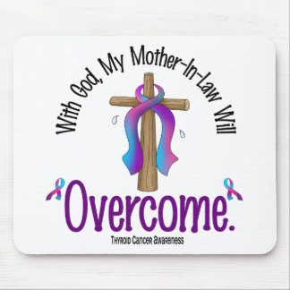 Thyroid Cancer My Mother-In-Law Will Overcome Mouse Pad