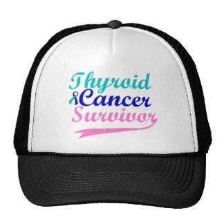 Thyroid Cancer Survivor Trucker Hat