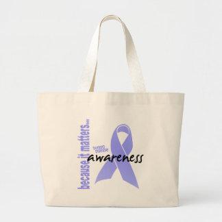 Thyroid Disease Awareness Canvas Bag