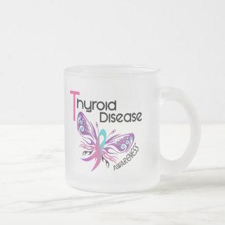 Thyroid Disease BUTTERFLY 3.1 Coffee Mug