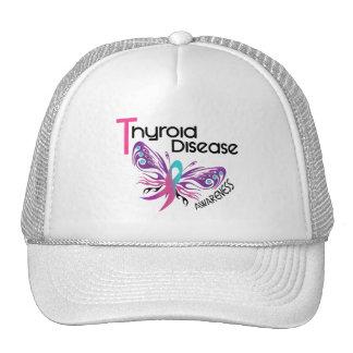 Thyroid Disease BUTTERFLY 3.1 Mesh Hat