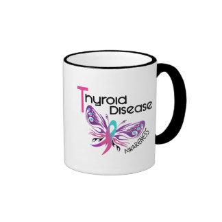 Thyroid Disease BUTTERFLY 3.1 Mug