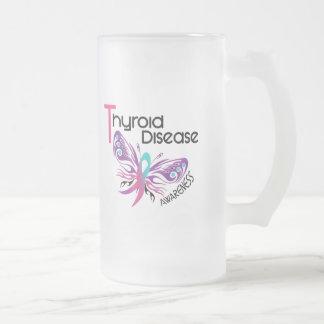 Thyroid Disease BUTTERFLY 3.1 Mugs