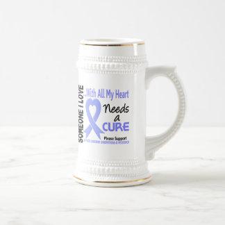 Thyroid Disease Needs A Cure 3 Coffee Mugs