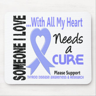 Thyroid Disease Needs A Cure 3 Mouse Pads