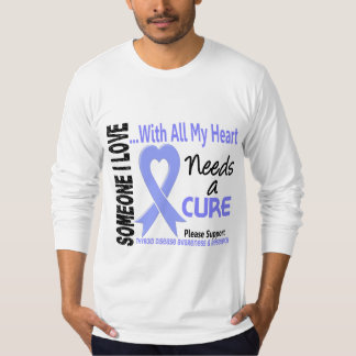 Thyroid Disease Needs A Cure 3 T Shirts