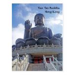 Tian Tan Buddha, Hong Kong Postcard