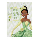 Tiana - Dreams Are The Spice Of Life Posters