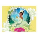 Tiana - I am a Princess Postcard