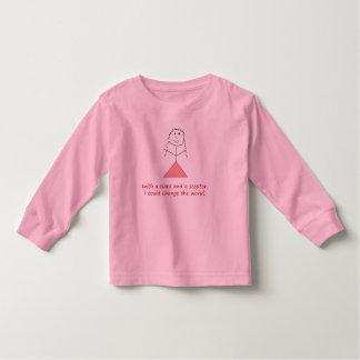 Tiara and a Scepter Toddler T-Shirt