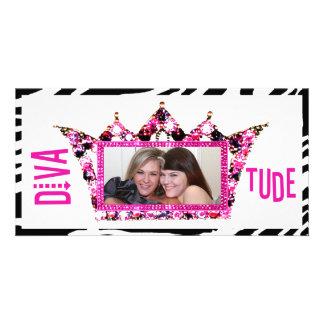 Tiara DIVAtude Photo Cards