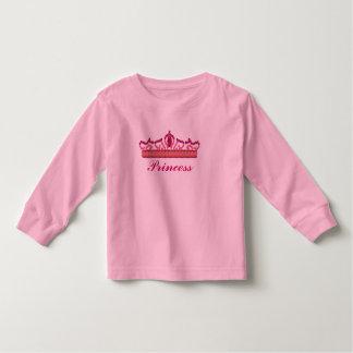 Tiara for a Princess Toddler T-Shirt