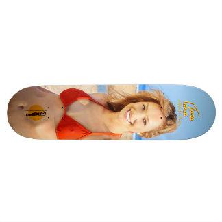 "Tiara Lanai ""Kasvot"" 21.3 Cm Mini Skateboard Deck"