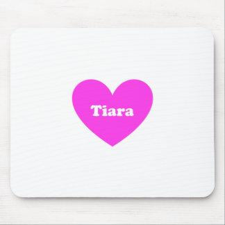 Tiara Mouse Pad
