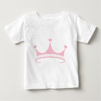Tiara-only-pink Baby T-Shirt