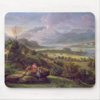 Tiber Valley Mouse Pad
