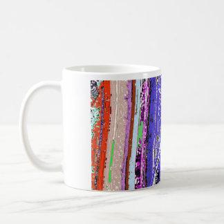 Tibet Abstracted Mug