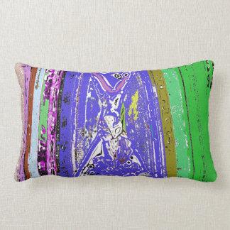 Tibet Abstracted Throw Cushion Pillows