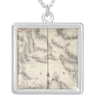 Tibet, Asia 70 Silver Plated Necklace