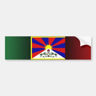 Tibet Bumper Sticker