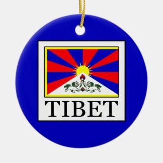 Tibet Christmas Ornament
