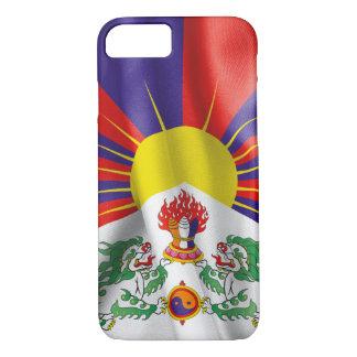 Tibet Flag iPhone 7 Case