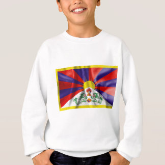 Tibet Flag Kids' Sweatshirt