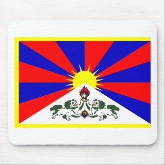 Tibet Flag Mouse Mat