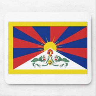 Tibet Flag Mouse Pad
