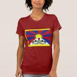 Tibet Flag Shirt