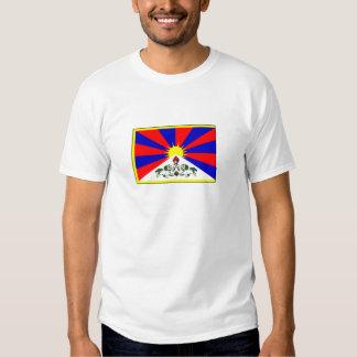 Tibet Flag T Shirt