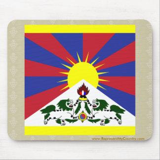 Tibet High quality Flag Mouse Pad