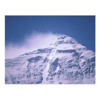 Tibet. Mt. Everest Postcard