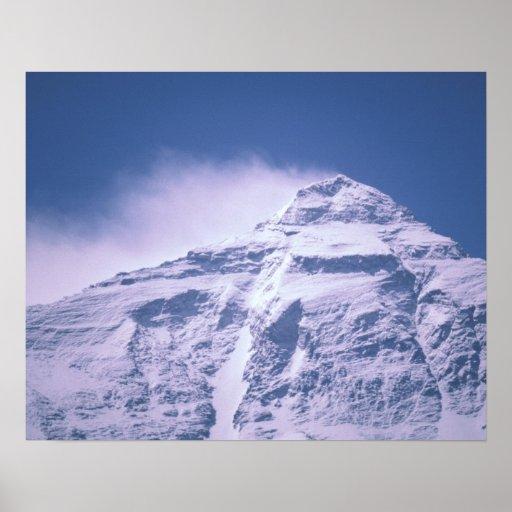 Tibet. Mt. Everest Posters
