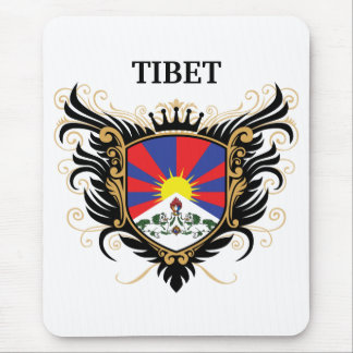 Tibet [personalise] mouse pad