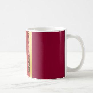 Tibet Tibetan auspicious symbols Coffee Mug