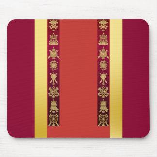 Tibet Tibetan auspicious symbols Mouse Pad