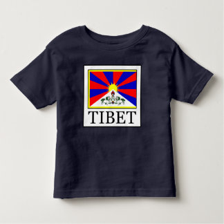 Tibet Toddler T-Shirt
